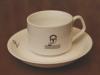 Чашка с блюдцем Mehmet Efendi 100 мл
